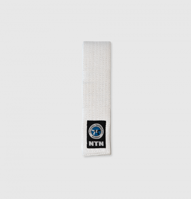 Hvitt belte - JR/SR