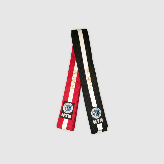 Belter junior - rødt/sort